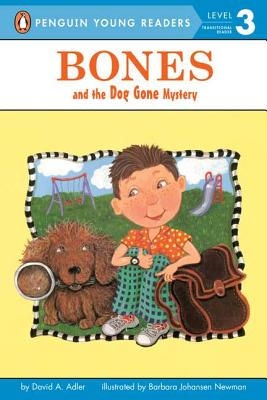 Bones and the Dog Gone Mystery By Adler, David A./ Newman, Barbara Johansen (ILT)