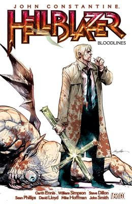 John Constantine, Hellblazer 6 By Ennis, Garth/ Simpson, William (ILT)